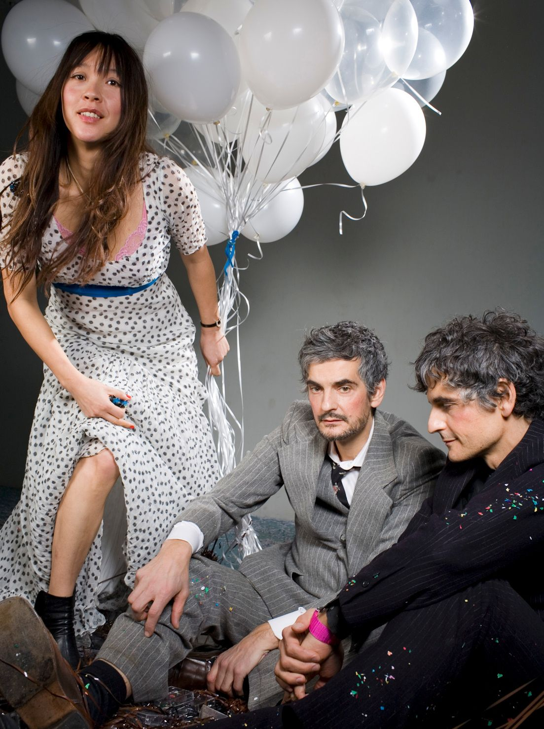 KIMBERLY: Anticipation blonde redhead