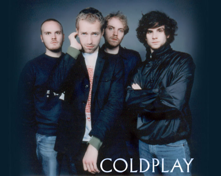 coldplay lyrics