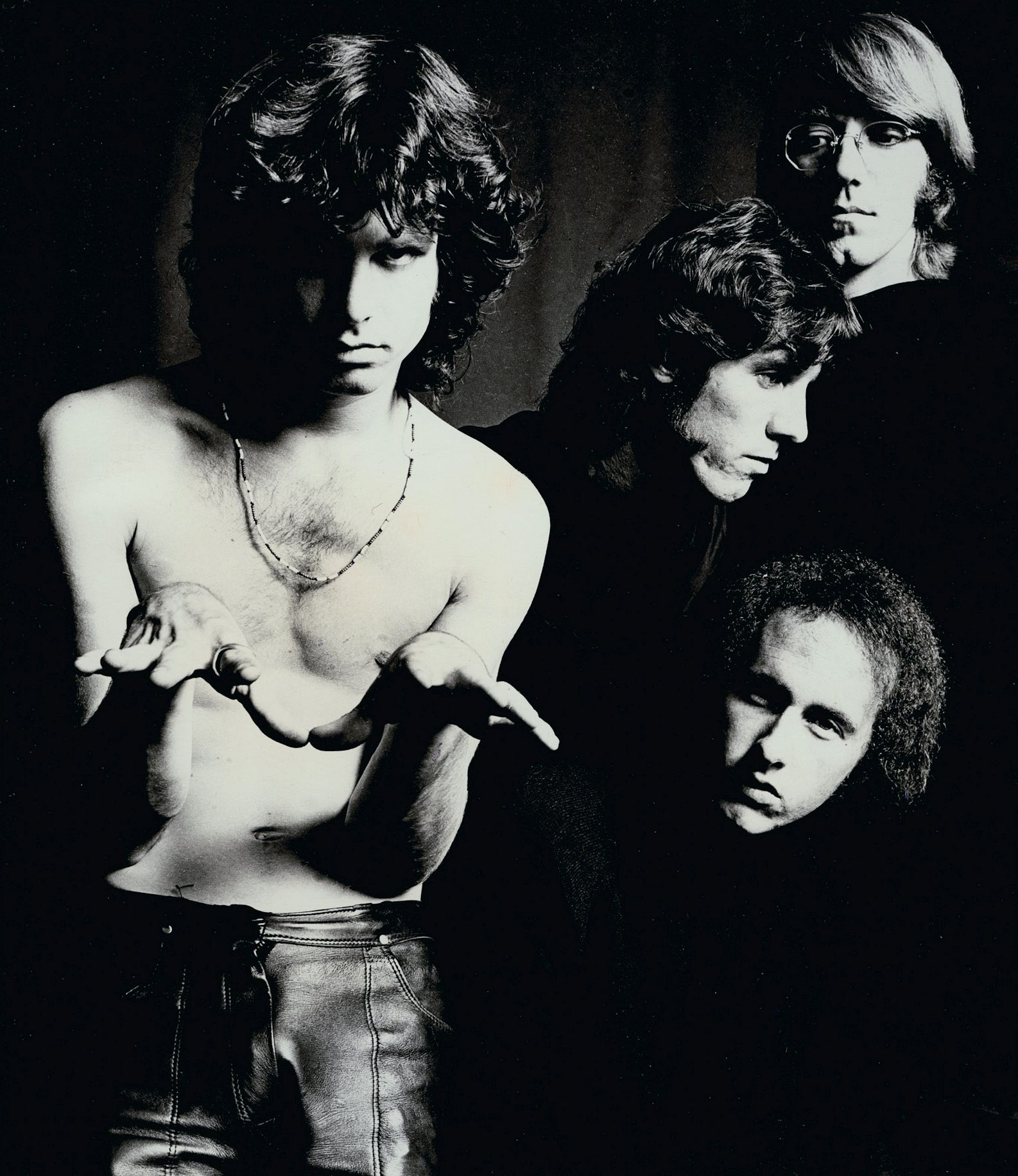 Jim morrison riders on the storm lyrics