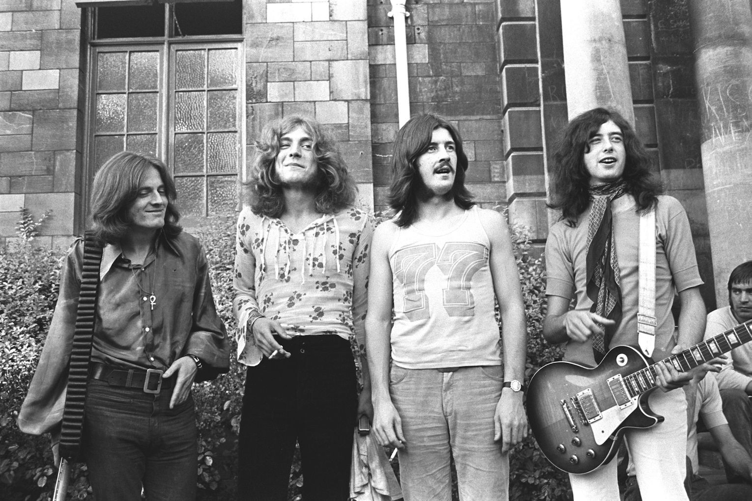 led zeppelin lyrics photos pictures paroles letras text for every songs - Led Zeppelin Christmas